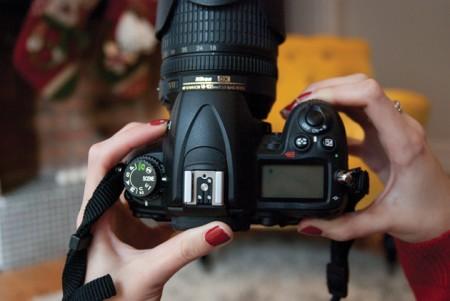 Настройка фотокамеры