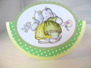 Изготовление двухсторонней открытки для ребенка, шаг 4-2