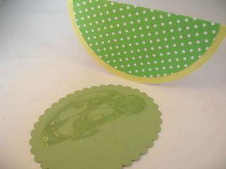 Изготовление двухсторонней открытки для ребенка, шаг 4